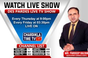 CHARDIKLA TIME TV SHOW