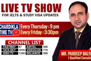 CHARDIKLA Time TV SHOW – Western Overseas