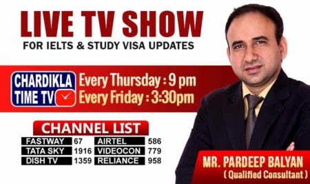 LIVE AT CHARDIKLA TIME TV EVERY THURSDAY & FRIDAY
