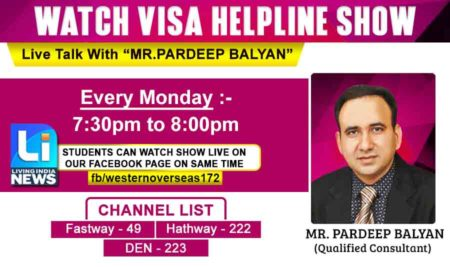LIVE AT LIVING INDIA NEWS EVERY MONDAY