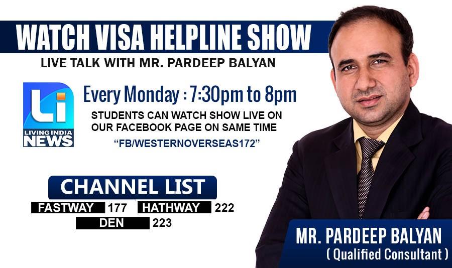 Living India TV Show