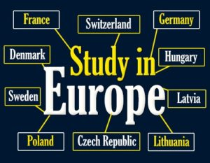 Study in Europe | With & Without IELTS - Schengen Countries
