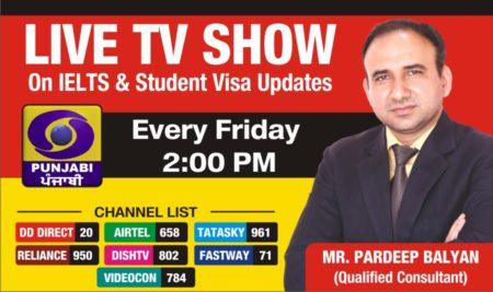LIVE AT DD PUNJABI EVERY FRIDAY