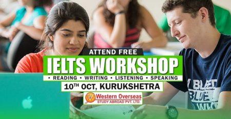 IELTS Workshop Kurukshetra