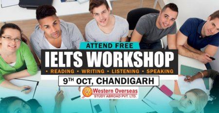 IELTS Workshop in Chandigarh