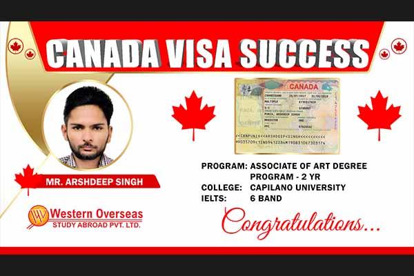 Arshdeep Singh Punia