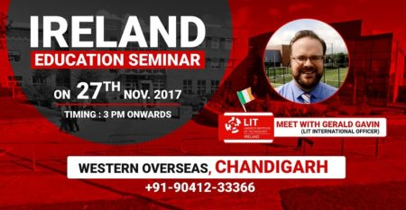 Ireland Seminar Chandigarh