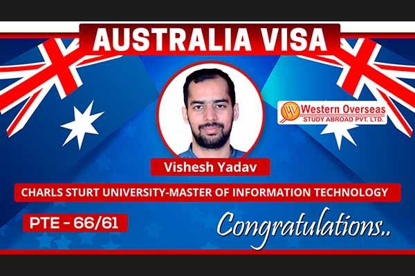 Vishesh Yadav