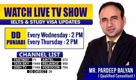 LIVE at DD PUNJABI Every Wednesday & Thursday