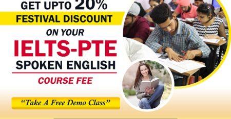 IELTS PTE Spoken English