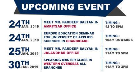 January Event Western Overseas