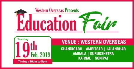 Abroad Education Fair