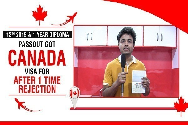 Abhishek Sarkar Canada Visa 1 time canada refused Diploma 2016 CHD