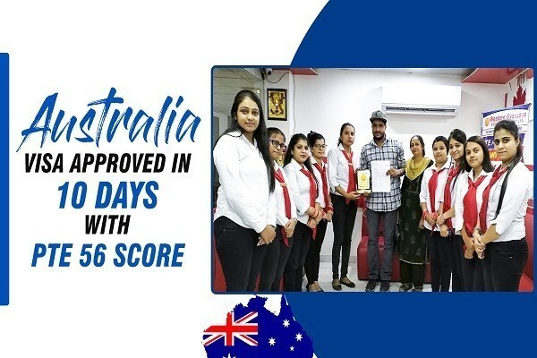 Akshay Kumar Australia Visa in 10 Days Jalandhar Branch