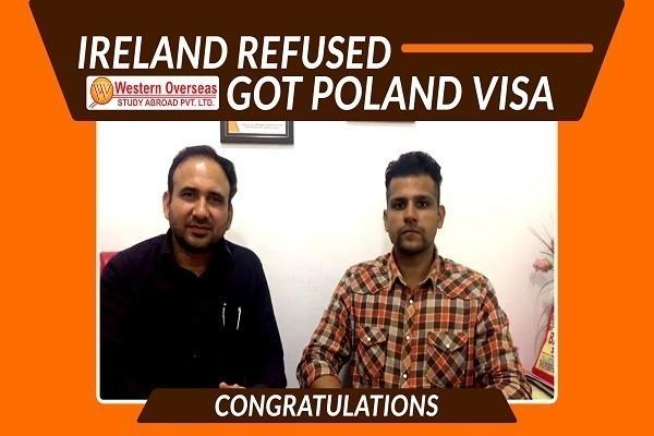 Angad Poland Visa