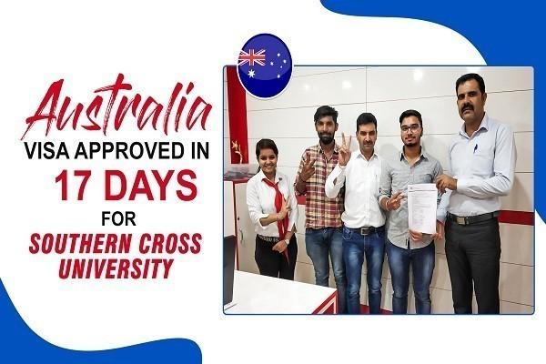 Anil Kumar Australia Visa in 17 Days KKR