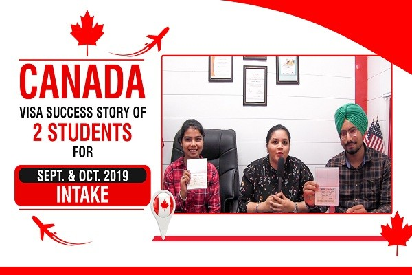 Anjali 2 Time Refused & Harmanpreet Singh Canada Visa CHD