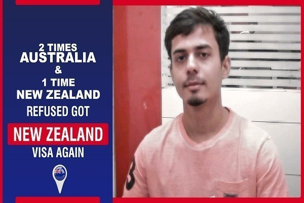 Gurpinder Singh Kooner 2 Time Australia & 1 Time New Zealand CHD