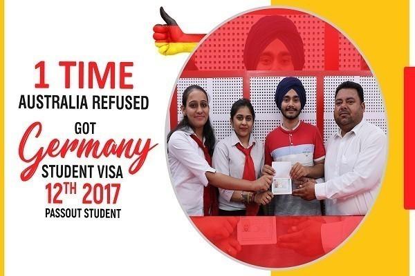 Jashandeep Singh Germany Visa 1 time australia refused visa with in 25 Days
