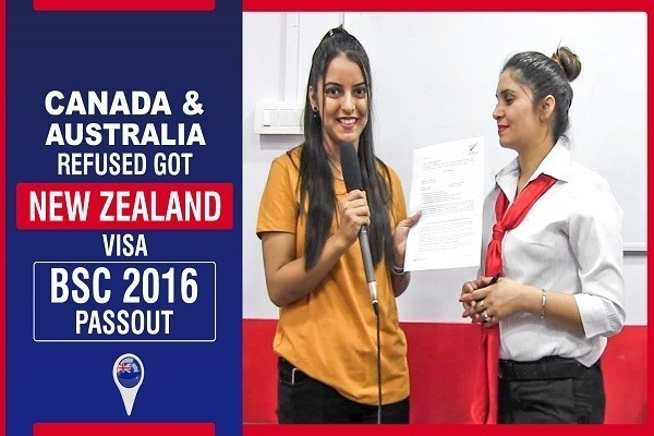 Jasmeet Kaur Newzealand visa australia and canada refused 2016 passout CHD