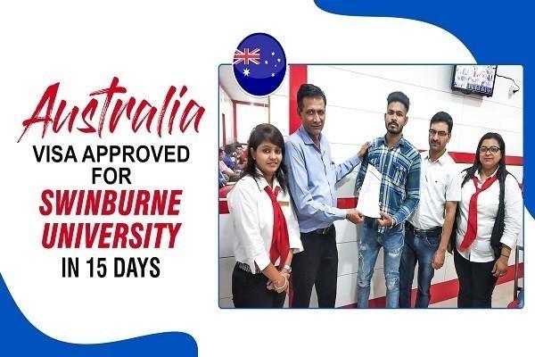 Lakhwinder Singh Australia Visa in 15 Days KKR