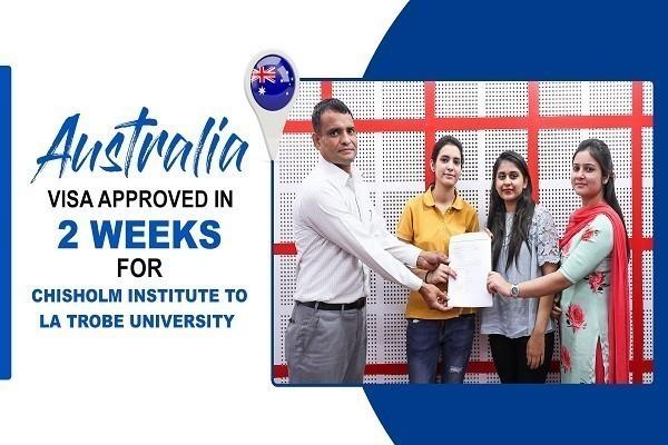Parmila Australia Visa in 2 Weeks