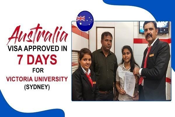 Shalu Devi Australia Visa in 7 Days KKR