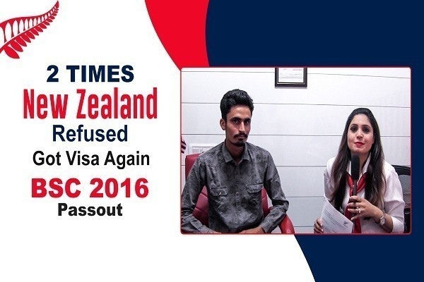 Sunil Kumar Newzealand Visa 2 Times Refused from NZ CHD
