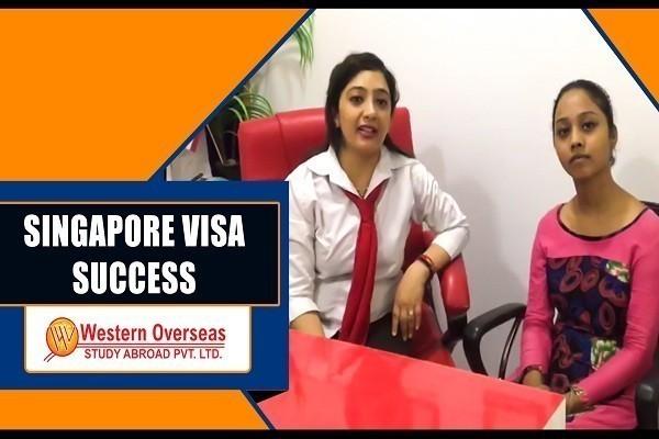 Tejinder Singapore Visa