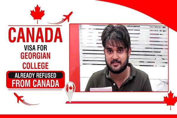 Vijay Canada Visa 1 Time Canada Refused CHD